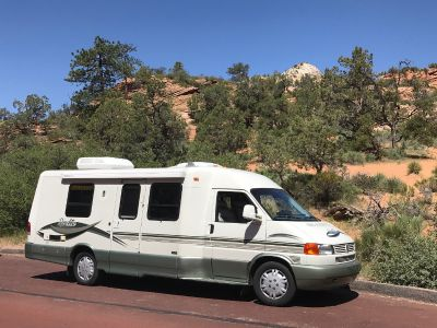 2002 Winnebago RIALTA FD DOUBLE