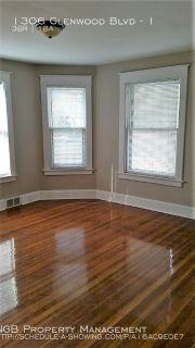 Apartment Rental - 1306 Glenwood Blvd