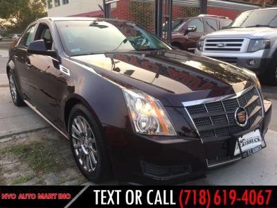 2010 Cadillac CTS 3.0L V6 Luxury (Black)