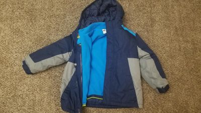 5t Double Jacket retails for $36 asking $15 obo