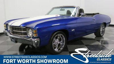 1971 Chevrolet Chevelle Convertible Restomod