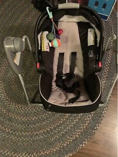 Graco SnugGlider Car Seat Swing