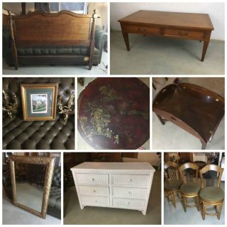 Fine Furniture & Decor- bidding ends..