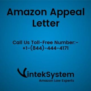 Amazon Appeal Letter