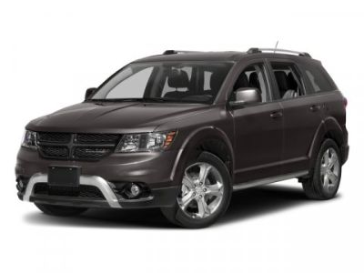2018 Dodge Journey Lux (Vice White)