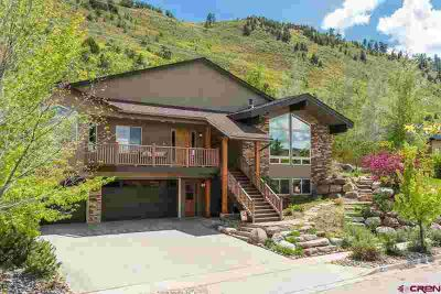 20 Red Mountain Drive DURANGO Four BR, Inspiring views and like