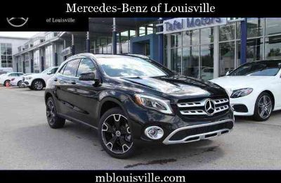 2019 Mercedes-Benz GLA GLA 250 4MATIC SUV