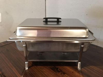 Stainless Steel Chafing Dish Warmer
