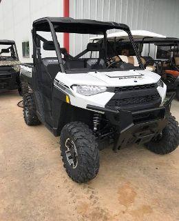 2019 Polaris Ranger XP 1000 EPS Premium Side x Side Utility Vehicles Brazoria, TX