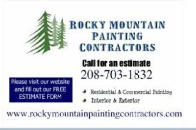 Exterior Painting ^^^ Interior Painting (208)703-1832