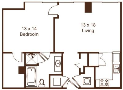 $5730 1 apartment in Bartlett