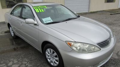 2006 Toyota Camry Standard (Silver Or Aluminum)