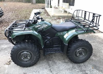 2006 Yamaha Kodiak 4 Wheeler