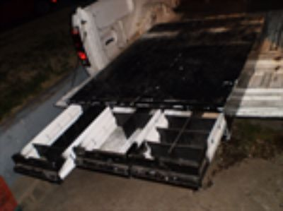Parts For Sale: Truck Tool Box Bed Safe: Pick up, Van, Trailer or Shop Storage: 49x36x7 3 DRAWS