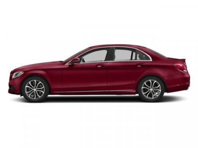 2018 Mercedes-Benz C-Class C 300 (designo Cardinal Red Metallic)