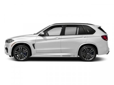 2018 BMW X5 M (Mineral White Metallic)