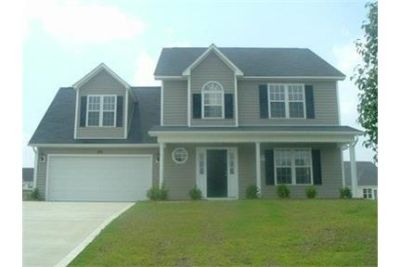 Perfect Four bedroom home
