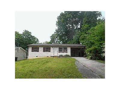 Foreclosure Property in Knoxville, TN 37914 - S Castle St