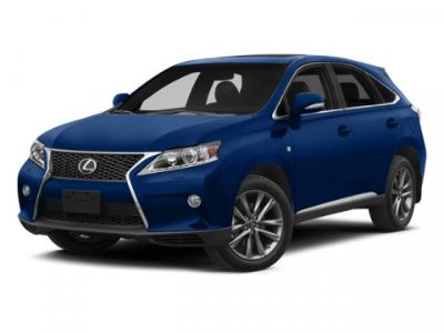 2013 Lexus RX 350 Base (Blue)