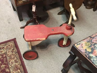 Antique Collectable child's trike or scooter
