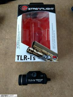 For Sale: Streamlight TLR-1S
