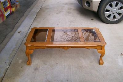 $15, Coffee Table