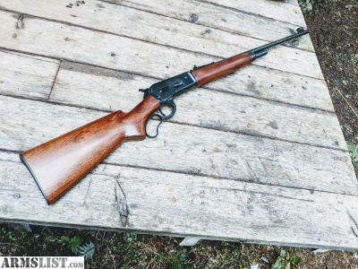 For Sale: Model 71 .348 Winchester