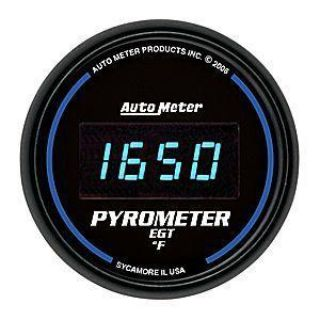 """Sell Autometer Cobalt Digital Series-2-1/16"""" Cobalt Digital Pyro 0 to 2000 F EGT 6945 motorcycle in Winchester, KY, US, for US $149.00"""