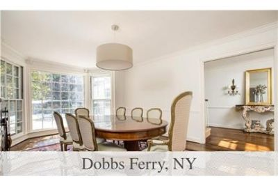 House for rent in Dobbs Ferry. Parking Available!
