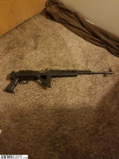 For Sale/Trade: Sks with folding stock