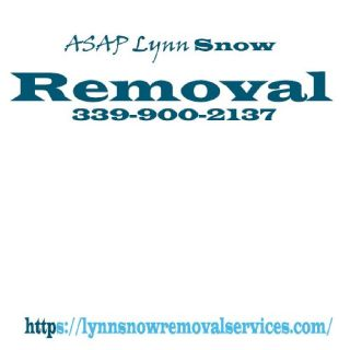 Asap Lynn Snow Removal