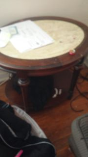 End table 1980