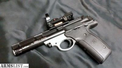 For Sale: USED Smith & Wesson Model 22A-1 Semiautomatic Pistol in 22LR
