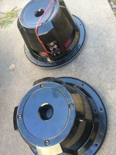___2 punch 3 SUBWOOFERS...ASKING $100.00 FOR THE PAIR___