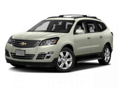 2016 Chevrolet Traverse LT (Mosaic Black Metallic)