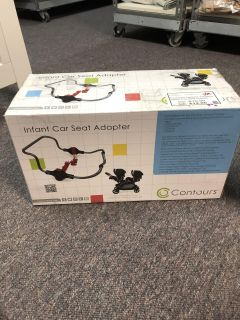 Contours Options Tandem Infant Car Seat Adapter-NEW