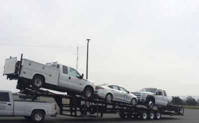 Business Auto Transport Equipment Truck and Trailers