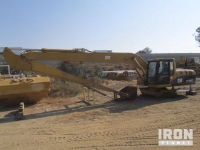 2004 Caterpillar 320CL Amphibious Excavator