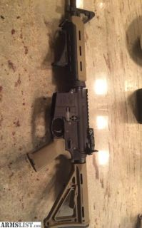 For Trade: Colt M4