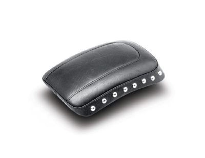 "Sell Mustang 6"" Studded Rear Seat For 2005-2013 Harley Davidson Heritage Deluxe motorcycle in Ashton, Illinois, US, for US $151.43"