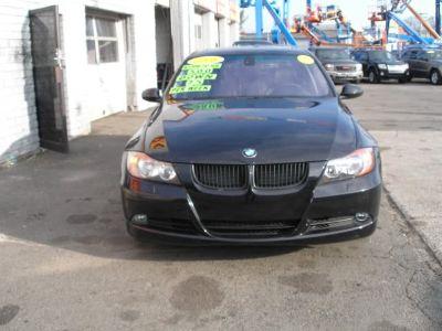 2008 BMW 3-Series 328xi (Black)