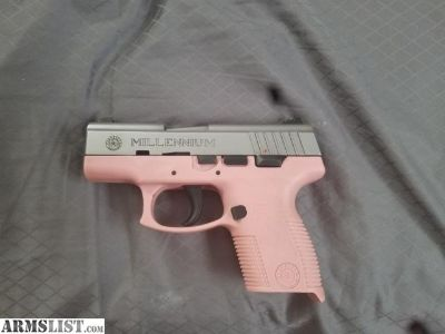 For Sale: Pink taurus .380