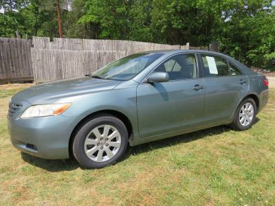 2007 Toyota Camry XLE V6 (Green)