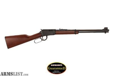 For Sale: Henry Standard Lever 22LR - New In Box - Henry:H001