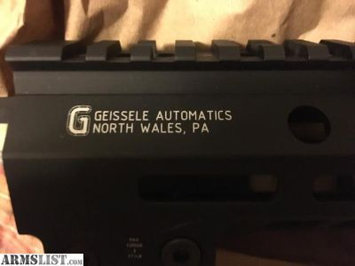 For Sale: Geissele MK13