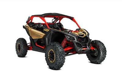 2017 Can-Am Maverick X3 X rs Turbo R Sport-Utility Utility Vehicles Castaic, CA