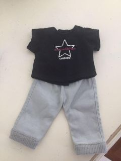 American Girl outfit 18 doll