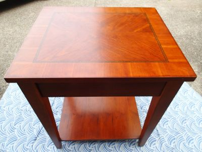 STUNNING TABLE, CHERRY, SOLID WOOD