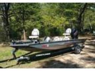 2014 Crestliner PC-Pro Power Boat in Longview, TX