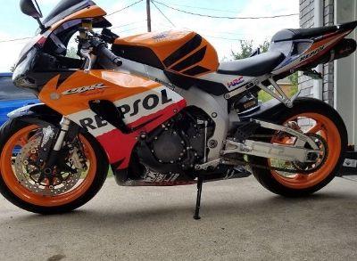 2007 Honda CBR1000RR Repsol